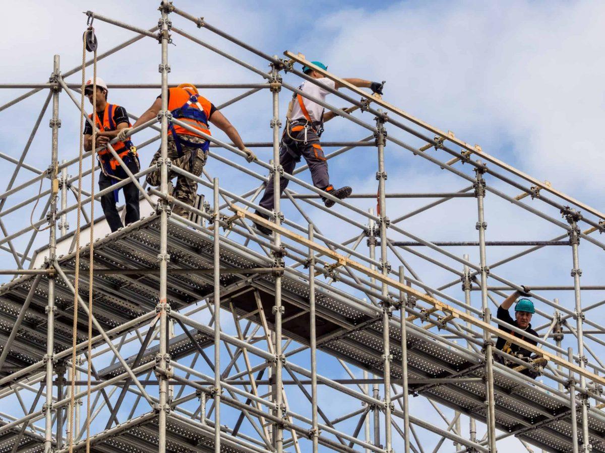scaffolding hire Australia
